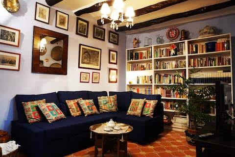 Apartamento Dúplex Rural Pompeya en Tuéjar