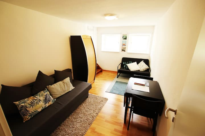 Central, Clean and Cozy apartment in Stuttgart