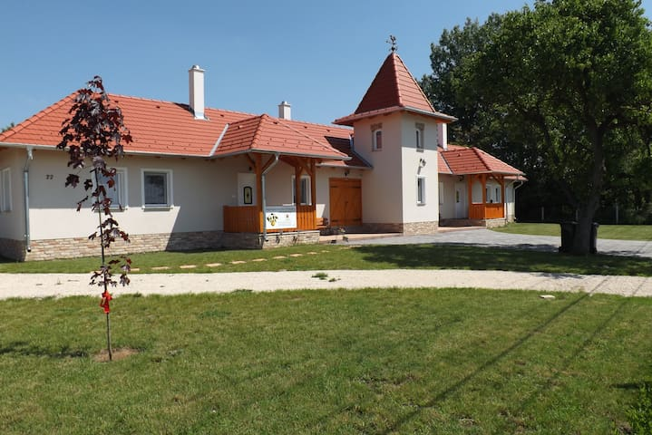 New apartment near Győr (45 m2) - Nagybajcs - Lägenhet