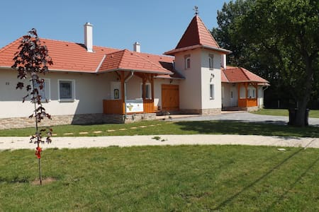 New apartment near Győr (45 m2)