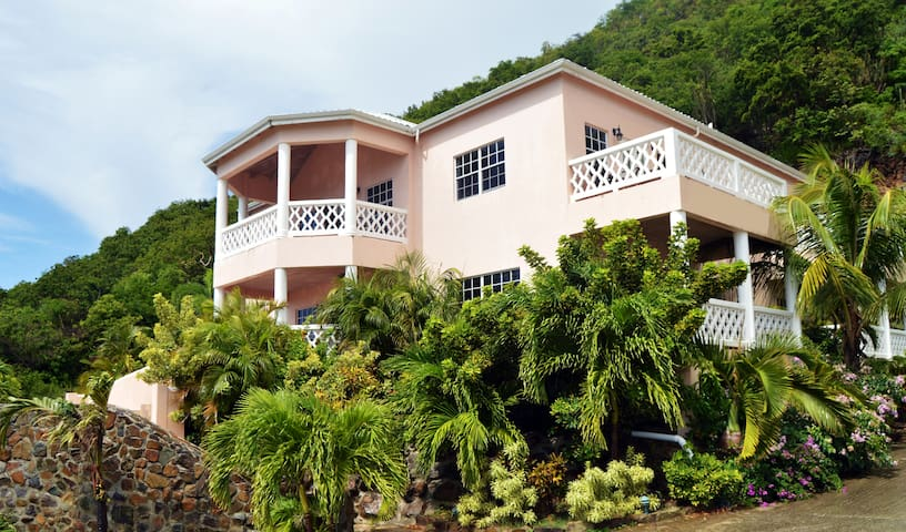 Fort Shelley Villas, OLD ROAD, ANTIGUA - Saint Mary - Vila