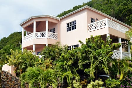 Fort Shelley Villas, OLD ROAD, ANTIGUA