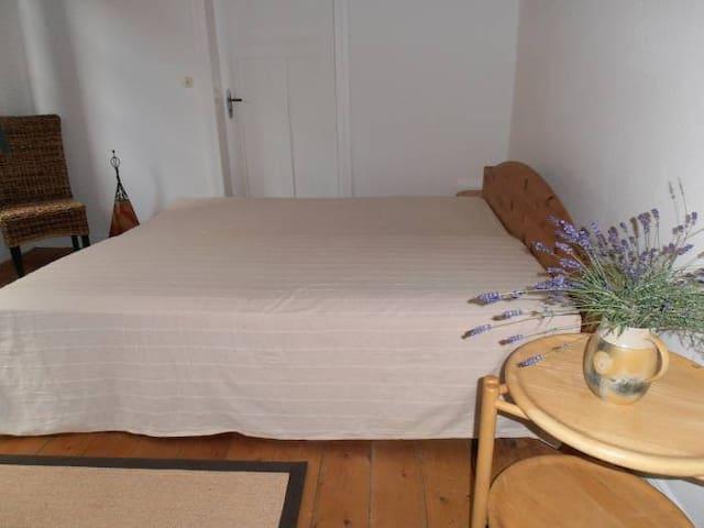 1-2 gemütliche Zimmer im Fachwerkhaus zur Erholung