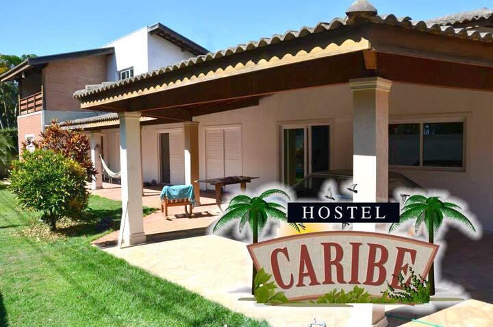 Hostel República do Caribe. UNICAMP-LNS-CPqD