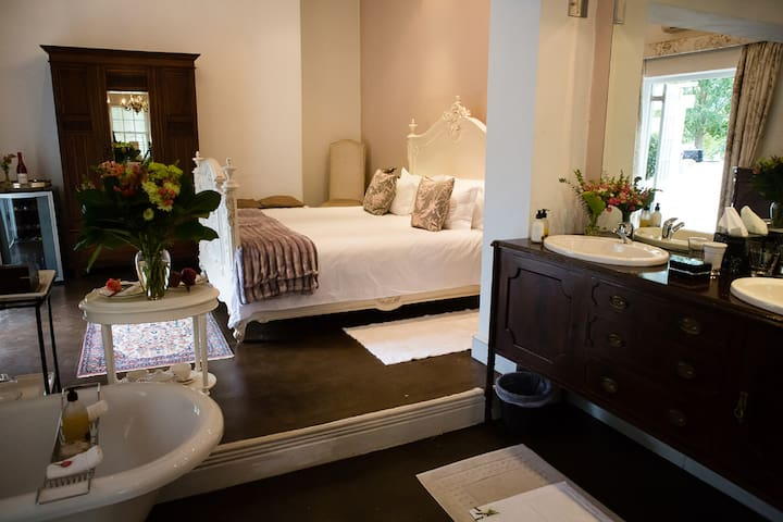 Superior Suite @ Jan Harmsgat Country House - Swellendam - Guesthouse