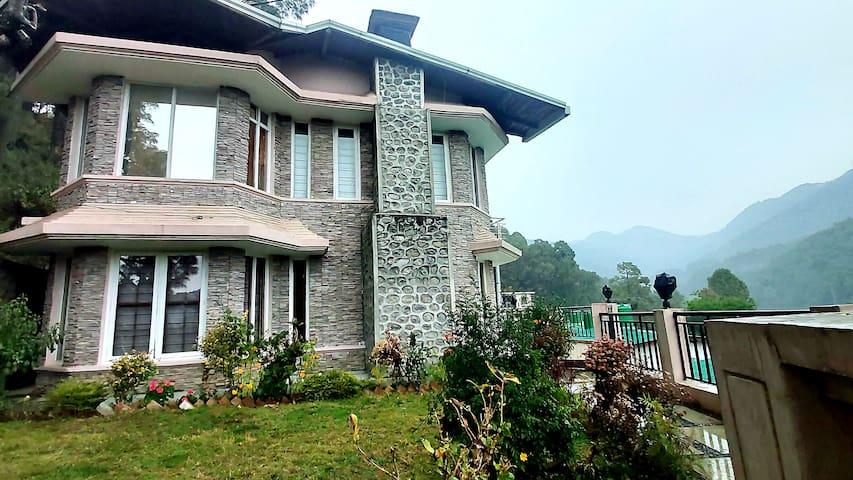 3 BHK Luxury Cottage at Bhowali, Nainital