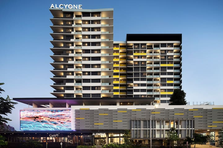 2 Bedroom Apartment - Alcyone Hotel Residences