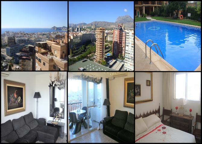 Acacias IV 15A Luxury flat-sea view- private pool