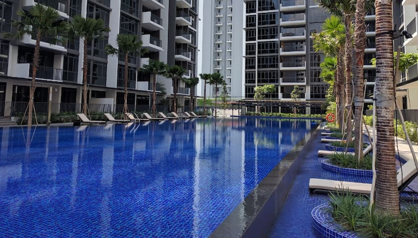 NEW 1 BEDROOM - Singapur - Wohnung