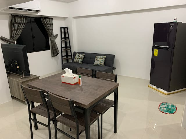 New loft with 25M Internet that near airport