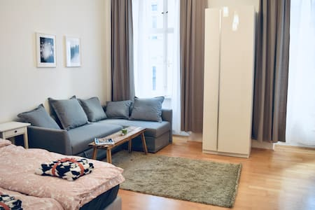 lovely and cozy Studio in the center of Vienna