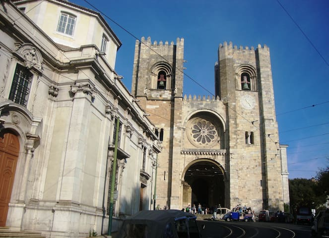 Living in the heart of Lisbon - Lisboa - Departamento