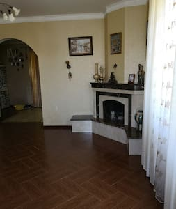 Большая комната с террасой