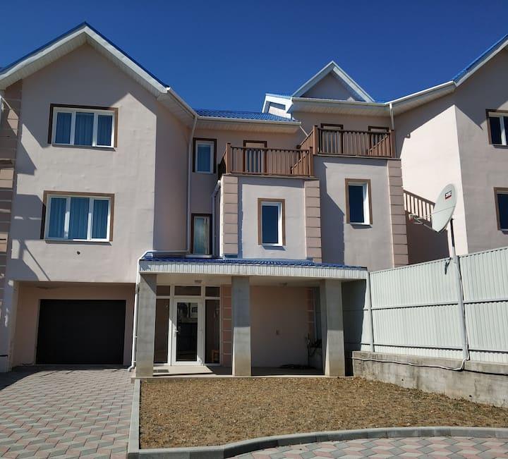 Дом в аренду с видом на море посуточно