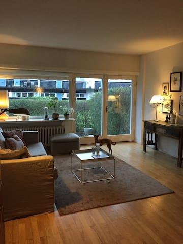 Smukke æstetiske rammer-smagsfuldt - Holte - Apartamento