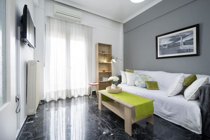 Comfy central flat -  Vacation House Group