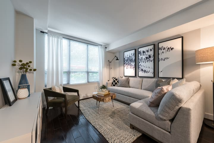 Entire apartment for you | 1BR in Arlington