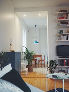Studio apartment (44 m2) at great location - Gotemburgo