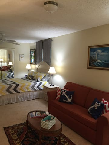 Irish Rose's B&B close to manatees - Homosassa - Гестхаус