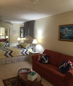 Irish Rose's B&B close to manatees - Szoba reggelivel