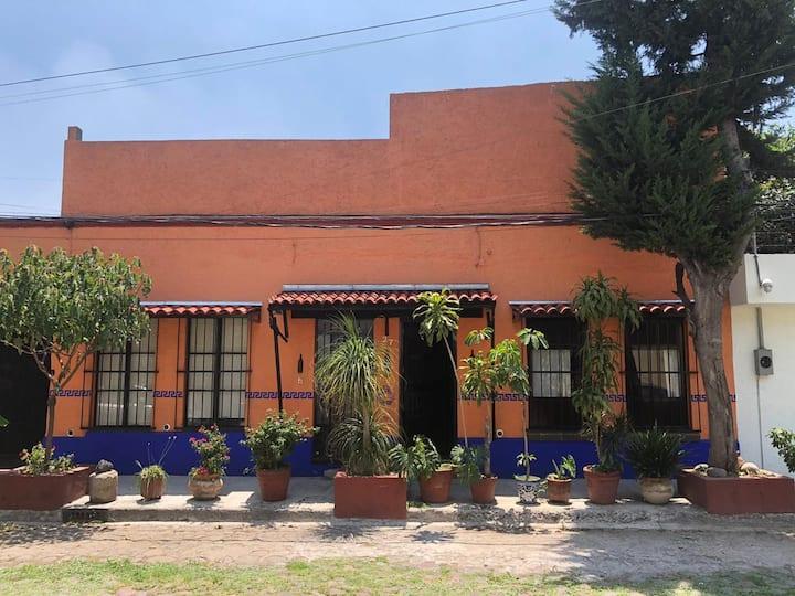 """Corazón de Coyoacán= Hotel Boutique """"El apapacho"""""""