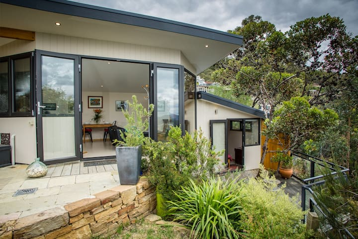 Summerhill Studio - West Hobart - Daire
