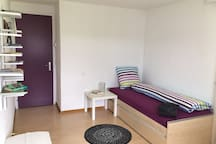 Schlafzimmer / chambre / bedroom