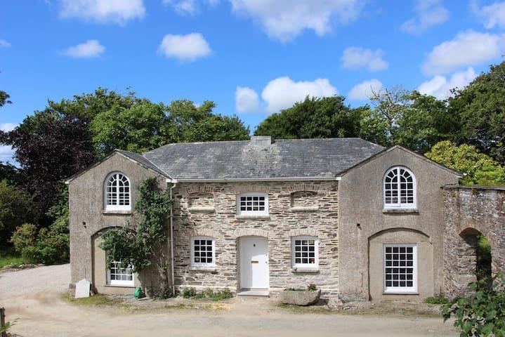 Nr Rock 3 bed cottage - Camel Est. - Saint Minver - Haus