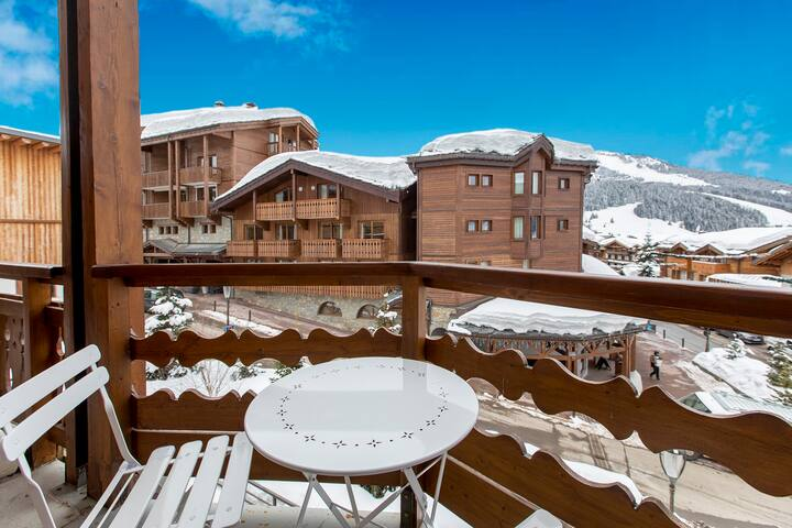 The Marquis of Courchevel with Terrace of 22m2!