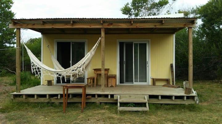 Punta Rubia para 4 personas a 250 mts de la playa
