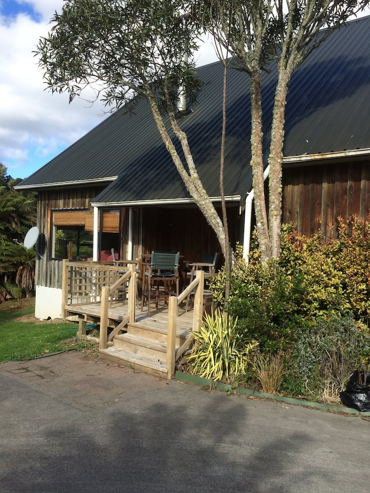 Tekoa Lodge Raurimu A truely beautiful  location