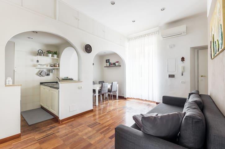 Appartamento Marmorata, Roma