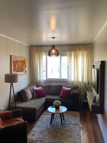 Petrópolis Apartamento Espaçoso e Decorado