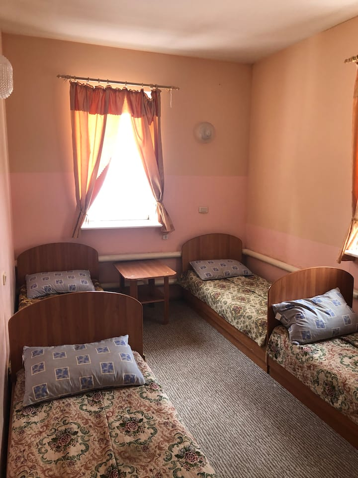 Мини-гостиница уют