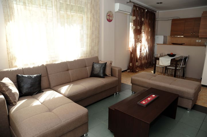 Kavala's central apartment