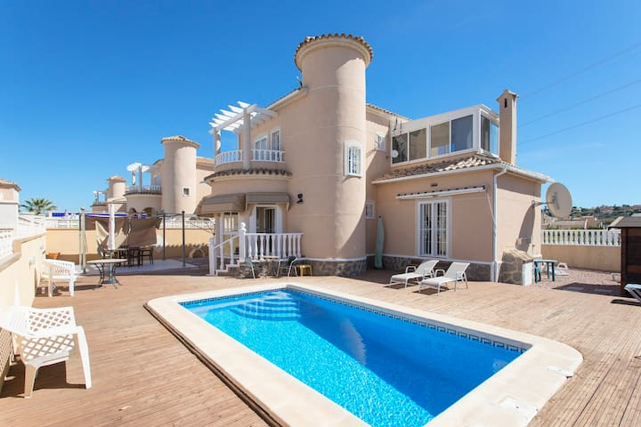 CH Villa Tenerife Atalaya Park (Benijofar)