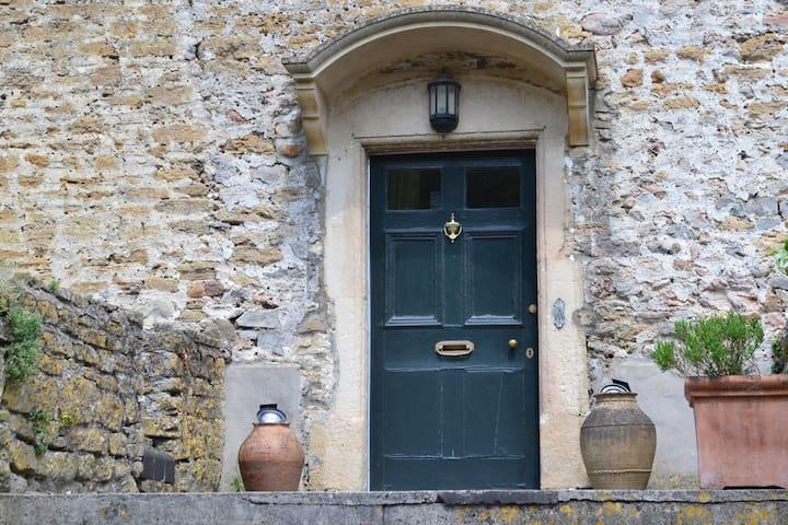Our front door!