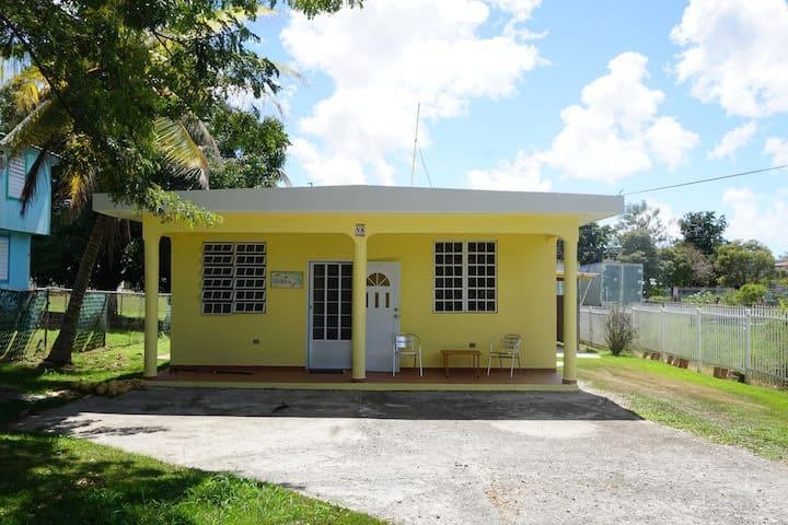 Cozy House 10 minutes from Boquerón & Beaches - Cabo Rojo - Huis