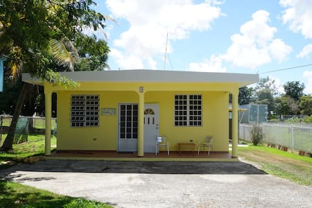 Cozy House 10 minutes from Boquerón & Beaches/WIFI