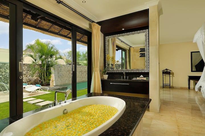 Hillstone Villas Resort Bali -1BR Pool Villa -3