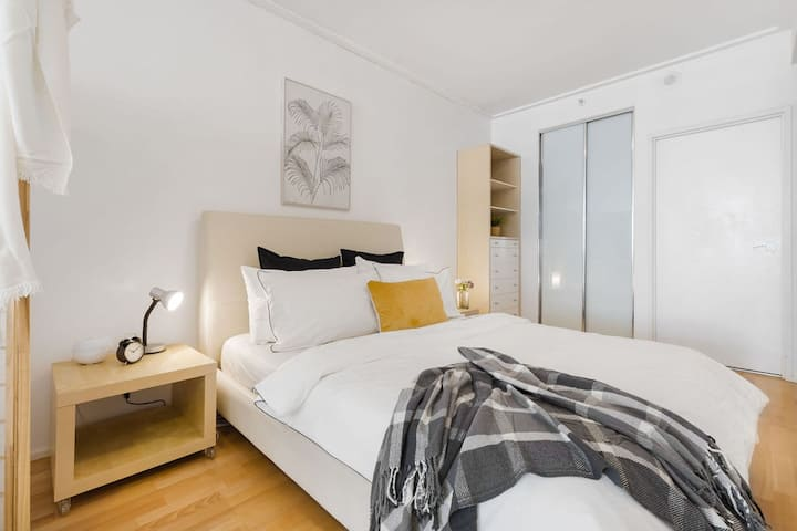 NEW! Stunning & Comfy Studio Next to Darling Harbour