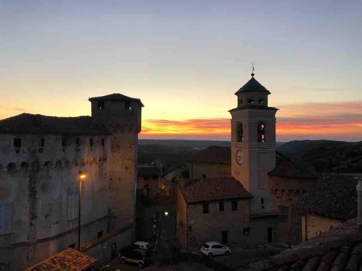 Oasi Castello di Lerma, Monferrato - Alloggio 1