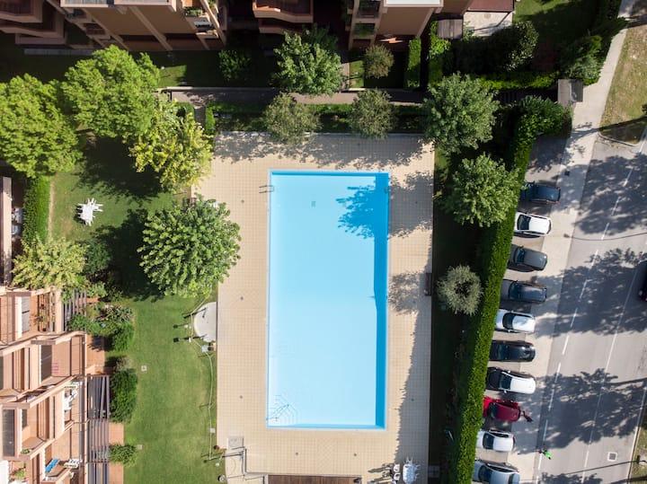 Tidi's House - nuovo bilocale sul Lago di Garda