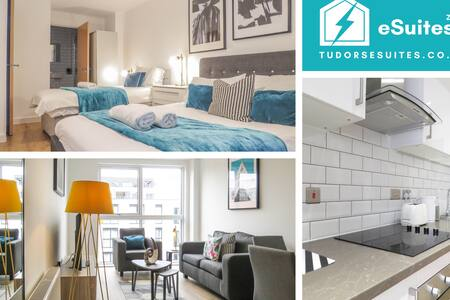 🏠 Tudors eSuites 🏠 Canal Side Apartments  🌟