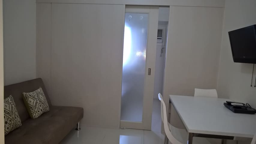 1BR studio apartment - Quezon City