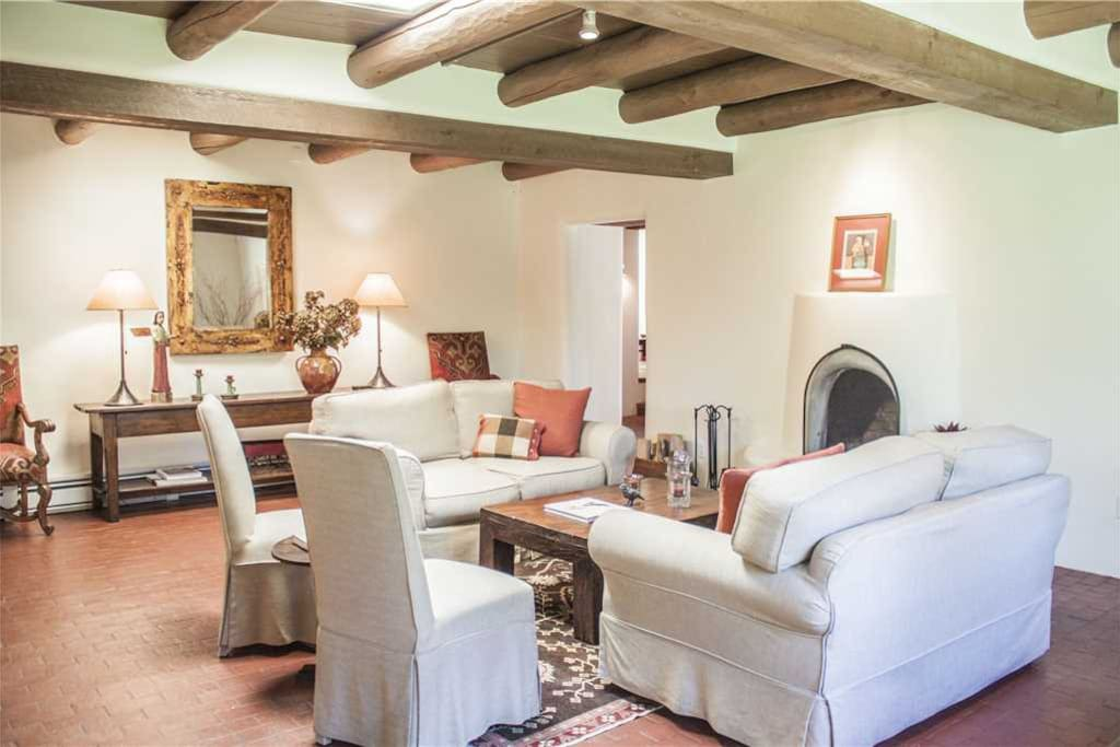 Comfortable Elegance - Sink into the comfortable, beautiful couches and chairs. It's a great place to have a casual conversation with your guests.