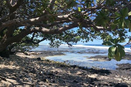 Puako place mauka - 威美亚(Waimea) - 独立屋