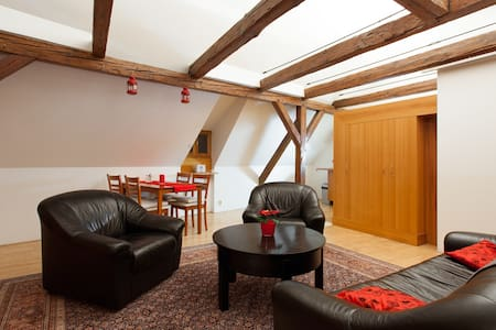 Apartment under the Prague Castle - Praga
