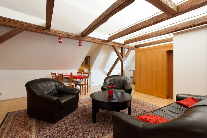 Apartment under the Prague Castle