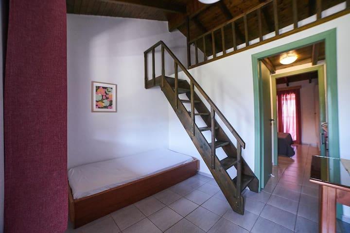 One Bedroom Apartment - Split Level F - Karteros